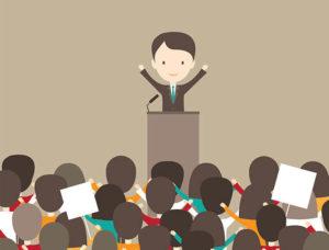 Técnicas presentación público