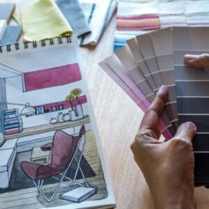 Curso diseño interiores