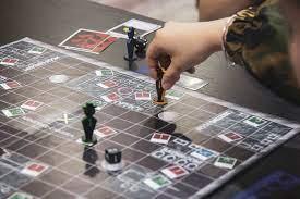 Diseño juego mesa